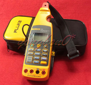 New Fluke 773 Milliamp Process Clamp Meter With Soft Case F773