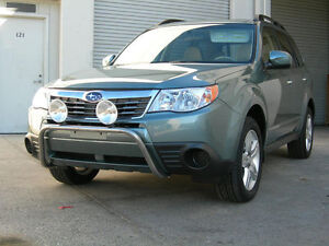 Auxiliary Driving Lights Off Road Bumper Lamps Light Kit For Subaru Forester