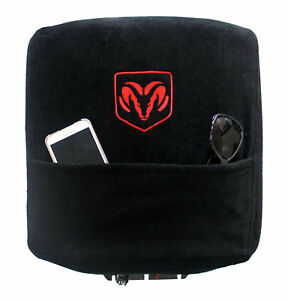 Seat Armour Konsole Armour Black Console Cover For Dodge Ram Kadramb04 14