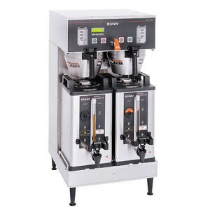 Bunn 33500 0000 Dual Coffee Maker Satellite System