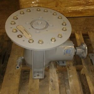 Marley Cooling Tower 20 2 Geareducer 3 27 Ratio W fan Blade Clamp Fastener