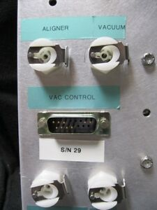 Ludl Electronics Products Ltd 12 5 23 Assy Ludl Vacuum Controller