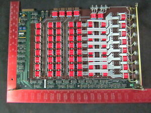 Keithley Instruments 9133mpm Pcb Matrix Switch Board Repaired