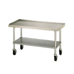 Star Stand c 48 Ultra max Stainless Steel 48 W X 30 D Equipment Stand