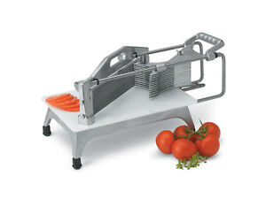 Vollrath 0644n Tomato Pro Manual Straight Blade 1 4 Cut Tomato Slicer