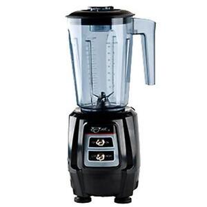 Bar Maid Ble 110 48oz 1hp Commercial Blender W Polycarbonate Container