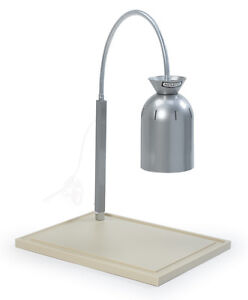 Nemco 6015 Carving Station Bulb Warmer W Nsf Approved Cutting Board