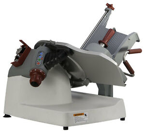 Berkel X13ae plus 13 1 2 Hp Professional Series Automatic Slicer