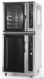 Moffat Electric Convection Oven W 12 Pan Proofer Holding Cabinet