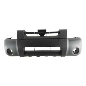 Front Bumper Cover Fit For Nissan Frontier Ni1000202 620229z425 New