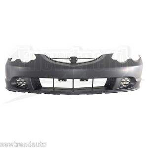 Front Bumper Cover Fit For Acura Rsx Ac1000143 04711s6ma90zz New