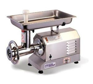 German Knife Gg 22 Series Meat Grinder Turbo Air 1 5 Hp Motor
