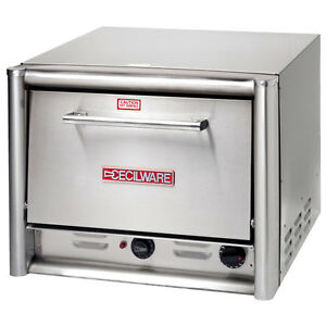 Gmcw Po22 Countertop Single Pizza Oven 2 21 Corderite Ceramic Decks