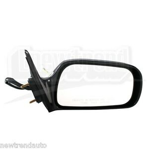 Front Right Passenger Side Door Mirror Fit For Toyota Camry To1321130 New