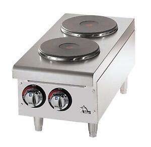 Star 502ff Star max 2 French Style Burner Countertop Electric Hot Plate