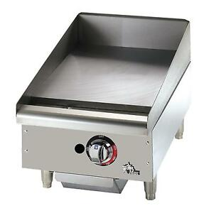 Star 515tgf Star max Countertop 15in Electric Griddle