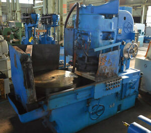 36 Blanchard 18 36 Vertical spindle Rotary Surface Grinder 27676