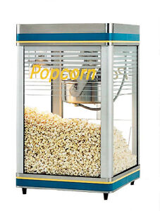 Star G18 y Galaxy Commercial 18 Oz Popcorn Popper
