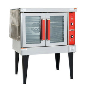 Vulcan Vc4ed Vc Series Std Depth Electric Convection Oven 208 240v