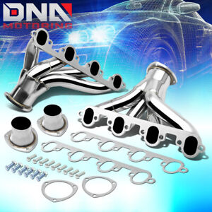 For 73 87 Ford Fe Big Block Hugger Shorty Performance Header Exhaust Manifold