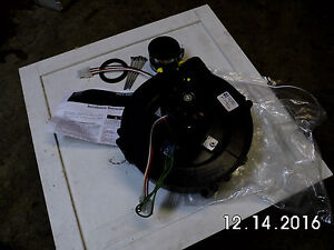333709 751 Inducer Fan Blower Motor 115v 2300 3000 Rpm
