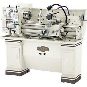 Shop Fox Gunsmith Lathe With Stand M1112 free Shipping