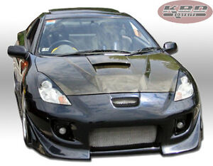 For Toyota Celica 00 05 Blits Style 1 Piece Polyurethane Front Bumper 37 2021