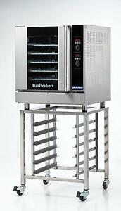 Moffat G32d5 sk32 Gas Convection Oven Full Size 5 Pan Digital W Mobile Stand