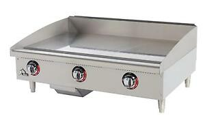 Star 536tgf Star max Countertop 36in Electric Griddle