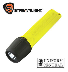 Streamlight 3aa Propolymer Haz lo Helmet Kit Flashlight Firefighter 68720