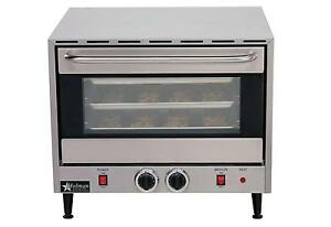 Star Ccoh 3 Holman Countertop Half Size Convection Oven Electric 1440w