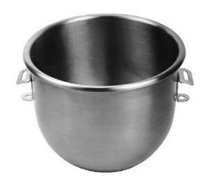Fmp 205 1001 Stainless Steel 30 Qt Mixer Bowl For Hobart Mixer