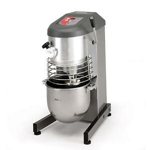 Sammic Be 10 10qt Planetary Mixer 7 Lb Flour Capacity W Attachments