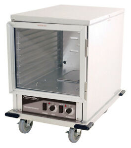 Toastmaster 9451 hp12cdn Insulated Heater Proofer Cabinet Mobile 12 pan Capacity