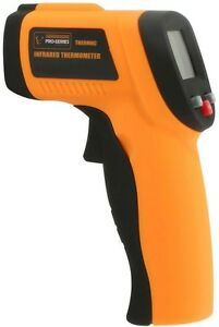 Pro series Non Contact Infrared Thermometer Temp Gun Lcd With Laser Sighting
