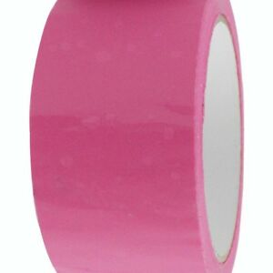 2 X 110 Yards Pink Tape Pink Color Packing Packaging Tape 36 Rolls