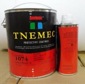 Tnemec Series 74 Endura shield Gloss White Polyurethane Coating Freeship