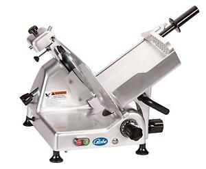 Globe G12 12 Electric Manual Food Slicer Medium Duty 5 Hp