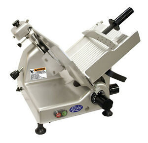 Globe G14 14 Electric Manual Food Slicer Medium Duty 5 Hp
