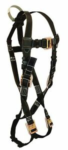 Falltech Arc Flash Electrician Full Body Quick Connect Safety Harness Medium