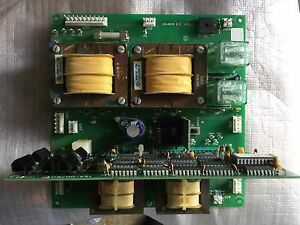 Gendex Oem Pc Circuit Board Pcb 124 0020 G1 For Gxp Dental X ray Film Processor