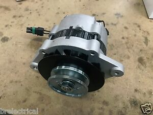 New Alternator For 1986 1994 743 Bobcat Skid Steer Loader Kubota V1702ba Diesel