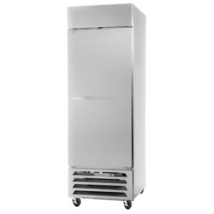 Beverage air Rb27hc 1s 27cf One Solid Door S s Reach in Refrigerator