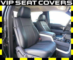 Ford F250 F350 Clazzio Leather Seat Covers