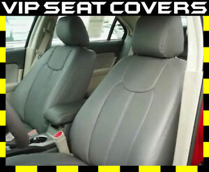 Ford Fusion Clazzio Leather Seat Covers