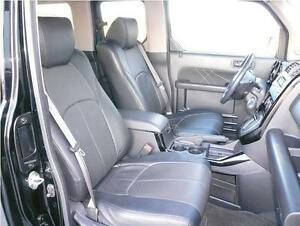 Honda Element Clazzio Leather Seat Covers