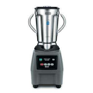 Waring Cb15 3 75 Hp Food Blender With 1 Gallon Stainless Container