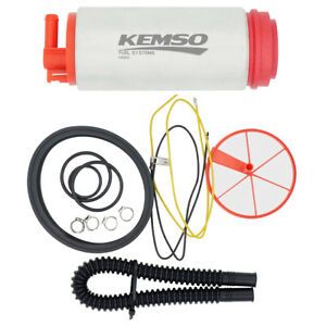 Kemso 340lph High Performance Fuel Pump For Audi Vw Jetta 1 8t