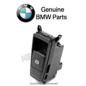 For Bmw E70 X5 07 08 E71 X6 08 Emf Parking Brake Control Switch Oes 61319156133