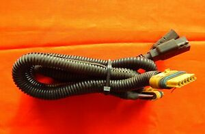 Meyer Snow Plow Light Adapter Harness Ford Dodge Used Working
